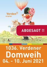 Domweih Plakat